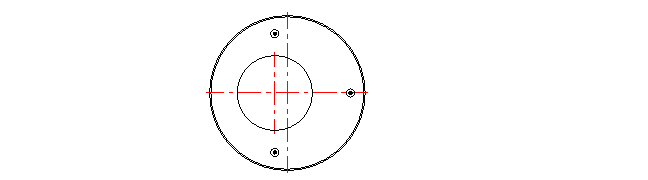 Croquis de vue en plan approximative des dalles taques