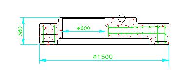 Dalle anti-chute Ø1.200/Ø1.000