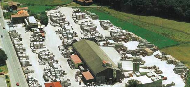Vue générale de l'entreprise - Prefabricados Alberdi