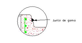Bases circulaires de Ø1.000 et Ø1.200 - A