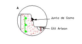 Bases circulaires de Ø1.000 et Ø1.200 - B